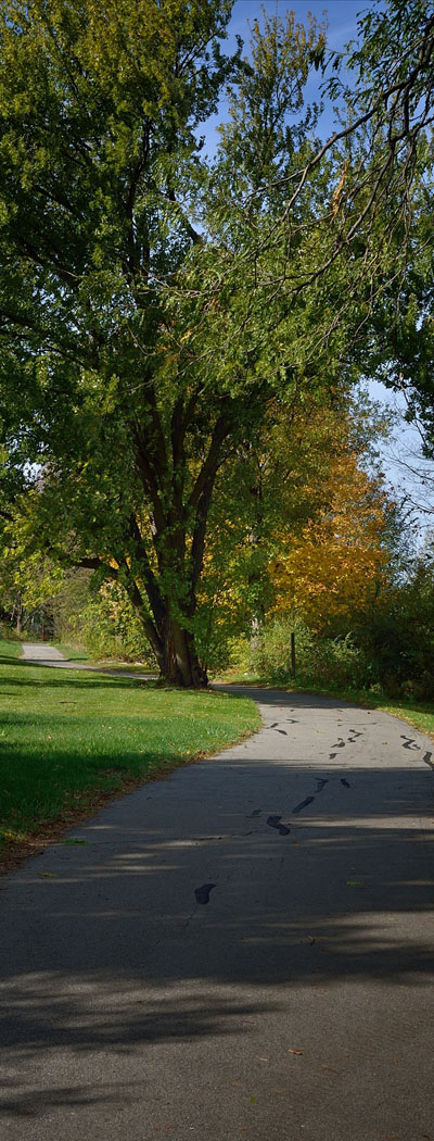 Grimes Iowa Bike Trails